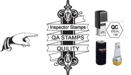 Quality Control Stamps