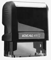 Notary-4912   The Ideal self-inking stamps work and feel as great as they look. Notary Stamp