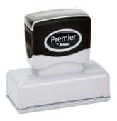 Shiny Premier Pre-Inked Stamps